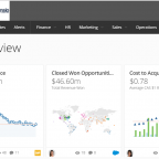 domo cloud overview dashboard